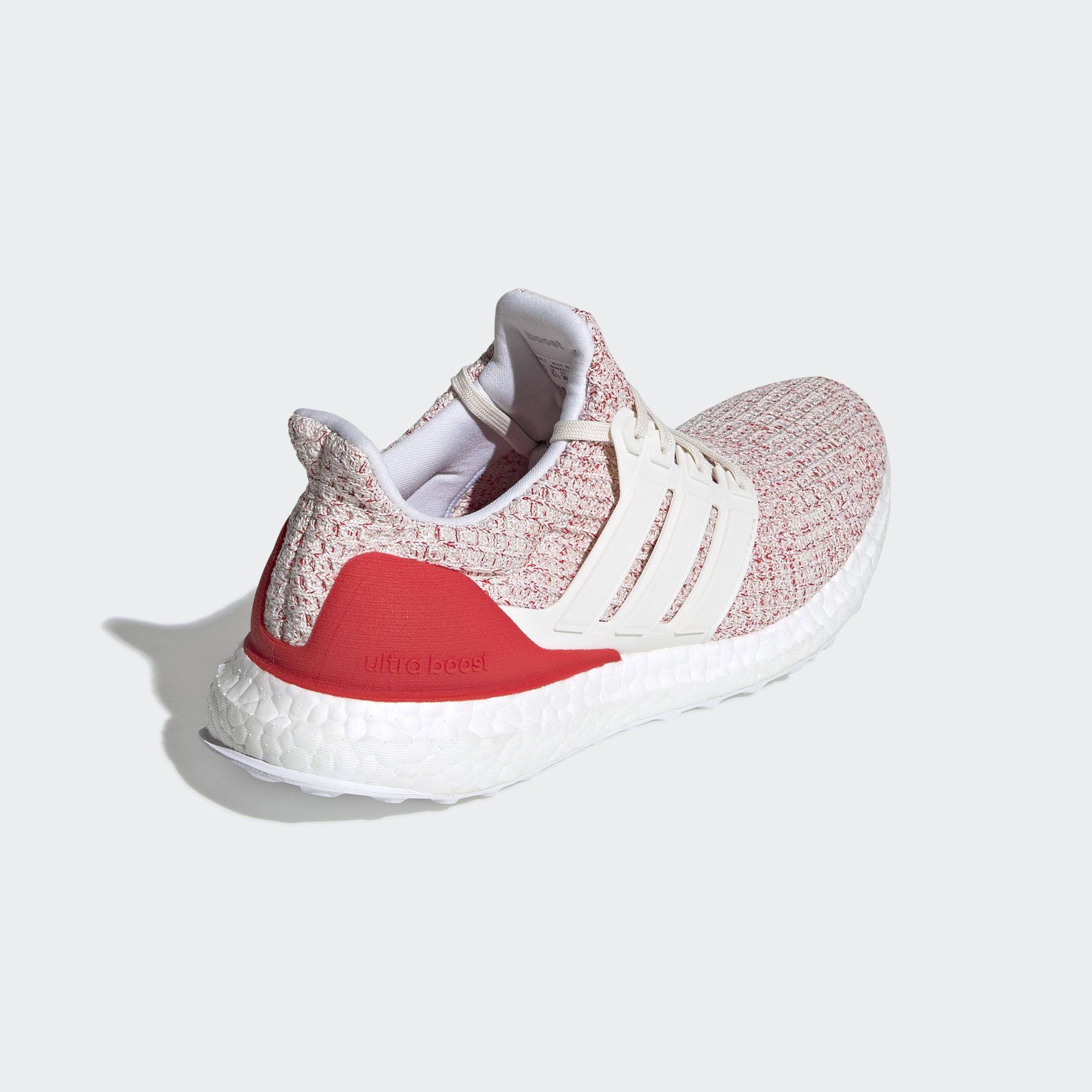 Ultraboostgesso donna taglia 6 Adidas da da rosso biancorosso corsa attivoScarpe gesso qpUzVSMG