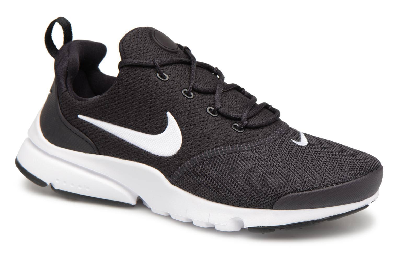 1 Nike White Presto Sneaker Fly Oil 38 Grey gs Größe 2 Black Schwarz g0wrgP