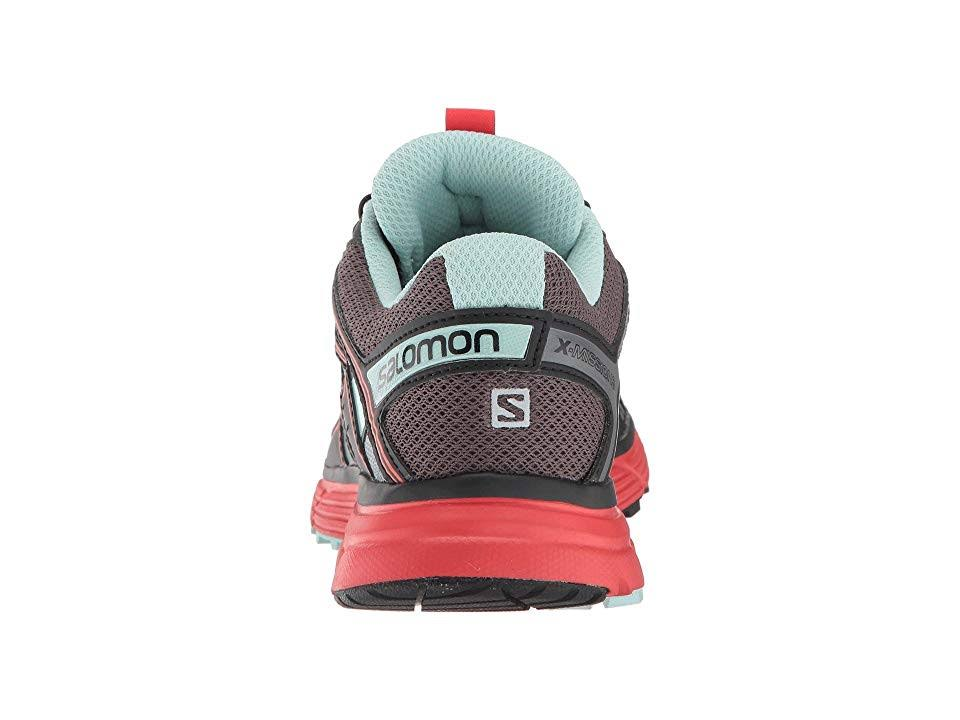 mission Poppy X 3 Shoe6 MagnetBlack Salomon Red Women's zVqMSGUp