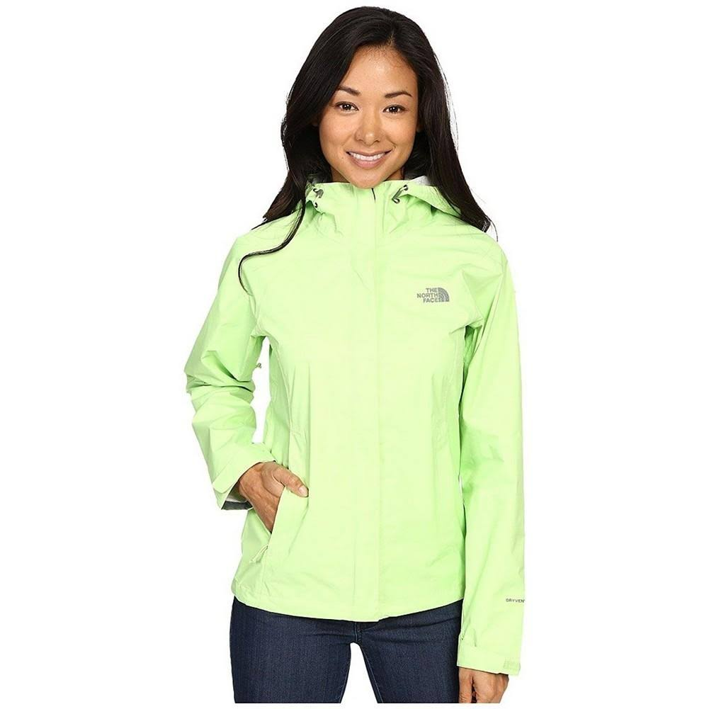 The Para North Venture Mujer Face Jacket Verde I0IqrwP