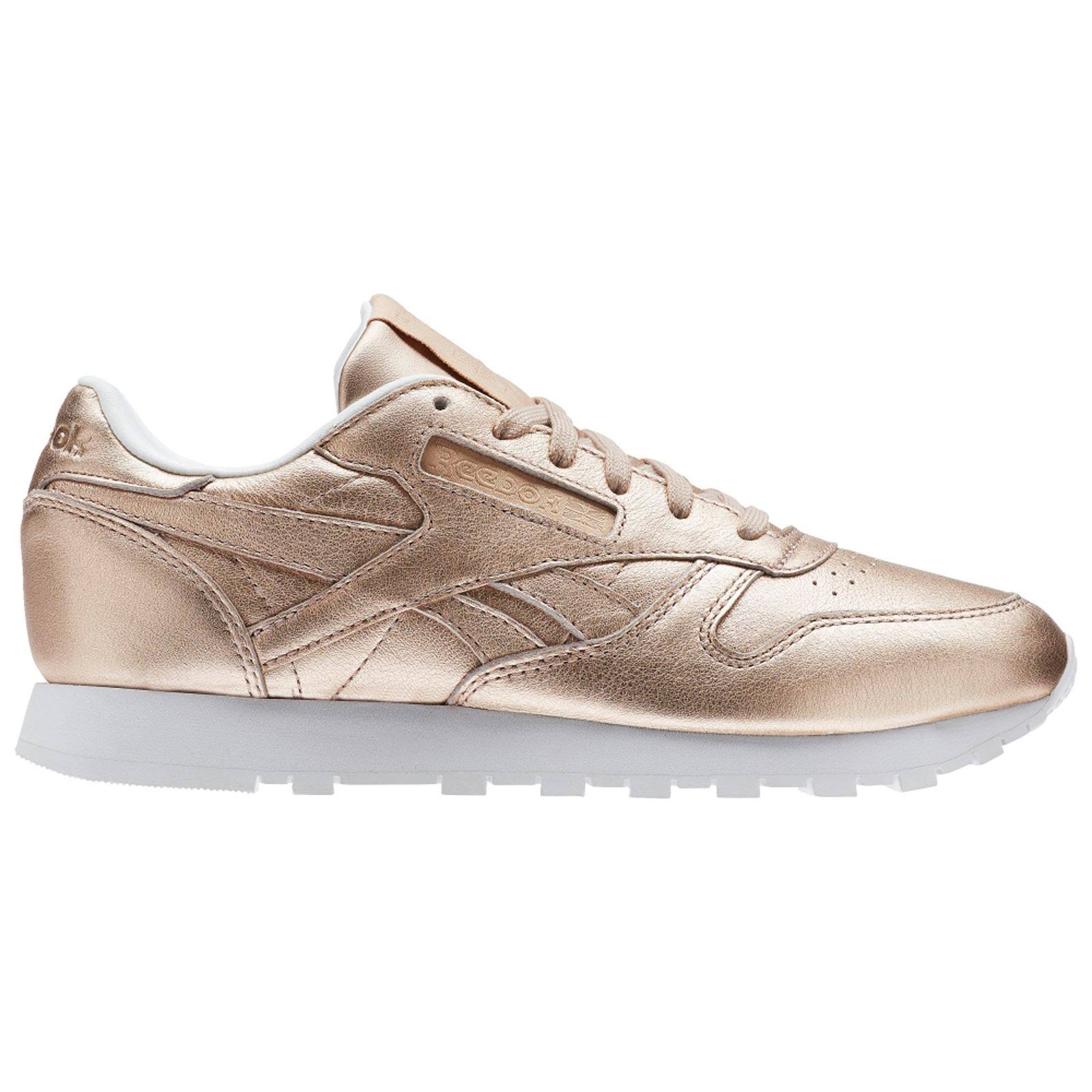 Leather Reebok Rosa Metals Classic Melted txdCshQr
