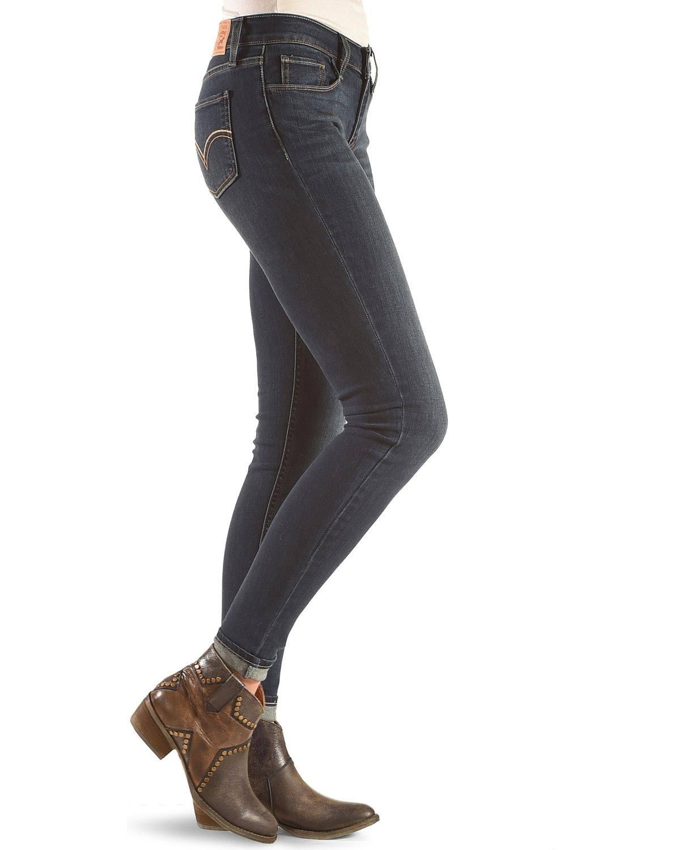 Wanderer 30l Skinny Frauen Jean 28w Super Levi's 535 X 6wTqxH1X