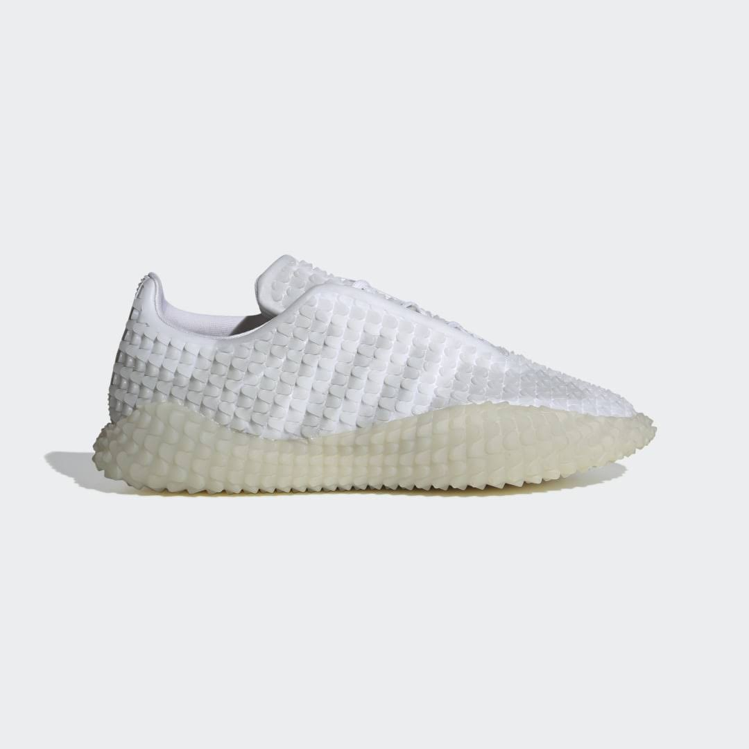 Adidas Craig Green Graddfa AKH Shoes - White