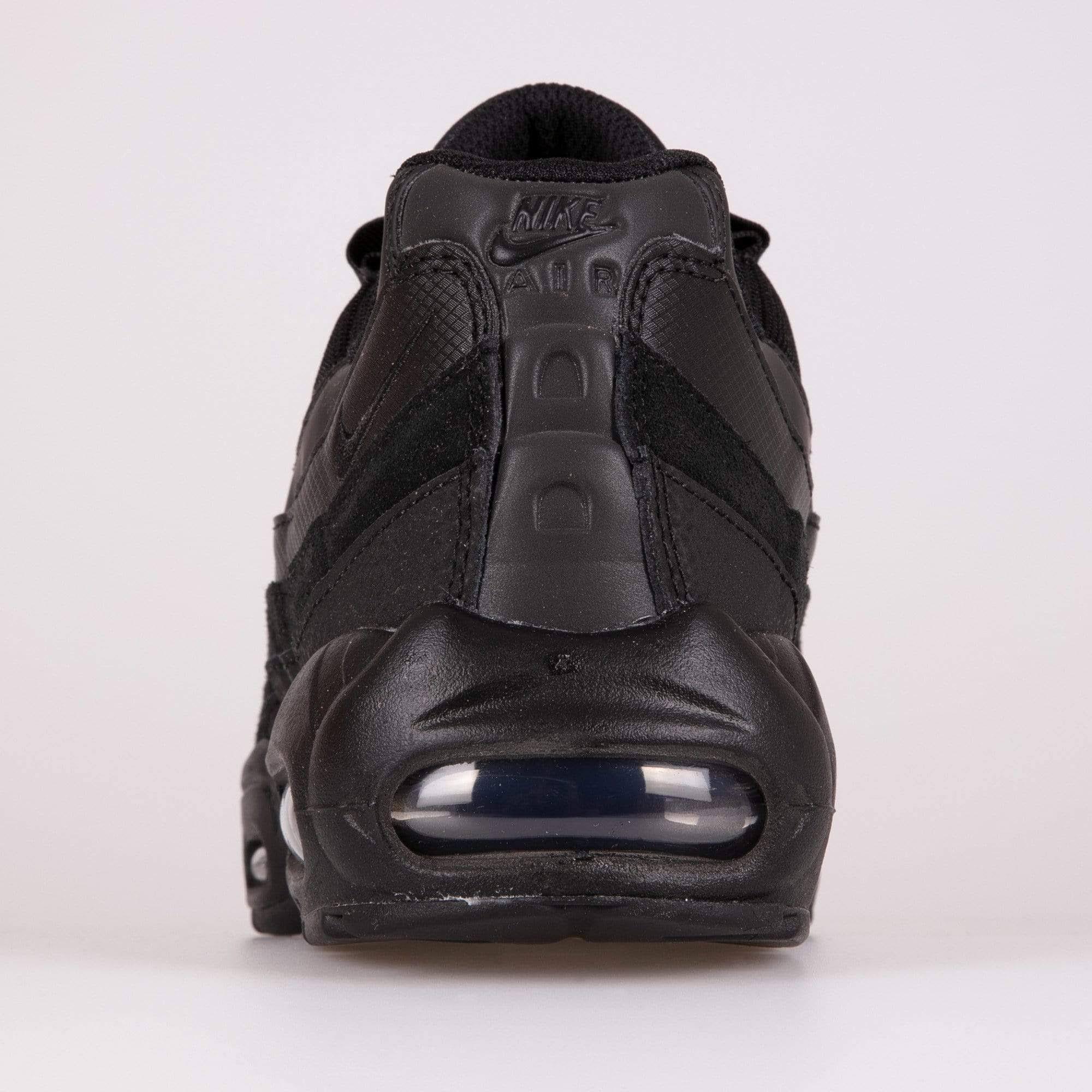 Nike Air Max 95 Essential Trainers Black  kM4cbPf