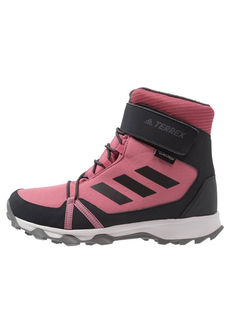 Adidas Terrex Snow CF CP CW Shoes - Trace Maroon Boots