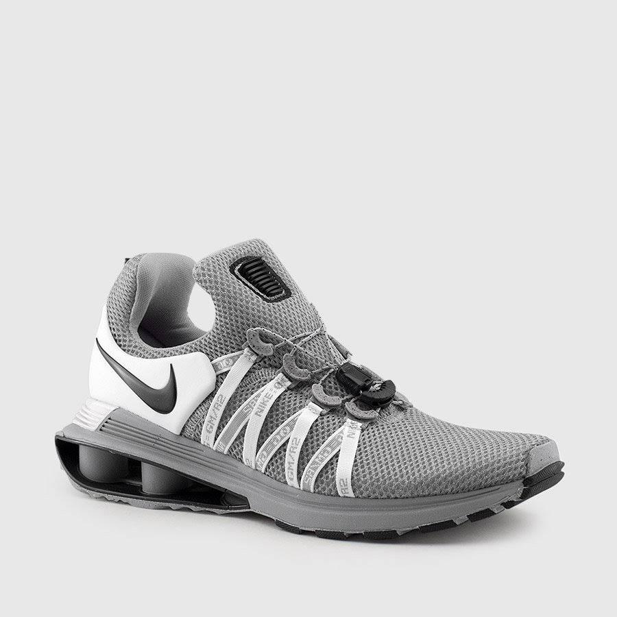 11 Zapatillas Gris Wolf 010 Running De Nike Para Negro Gravity Ar1999 Hombre Shox qAq7frw