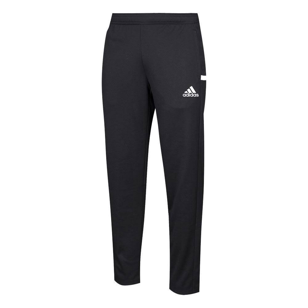 Adidas T19 Track Pant Black White