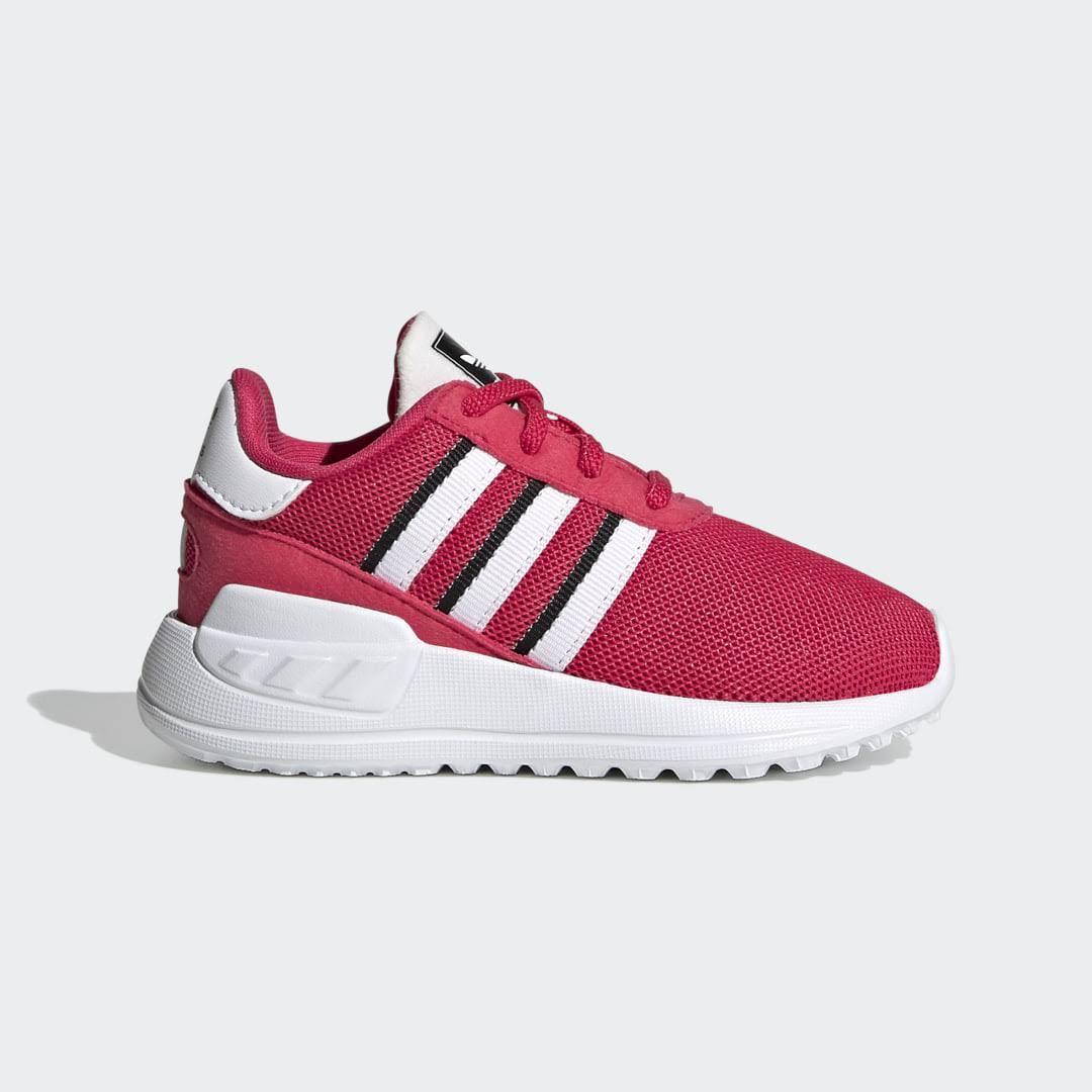 Adidas La Trainer Lite Shoes - Kids - Pink