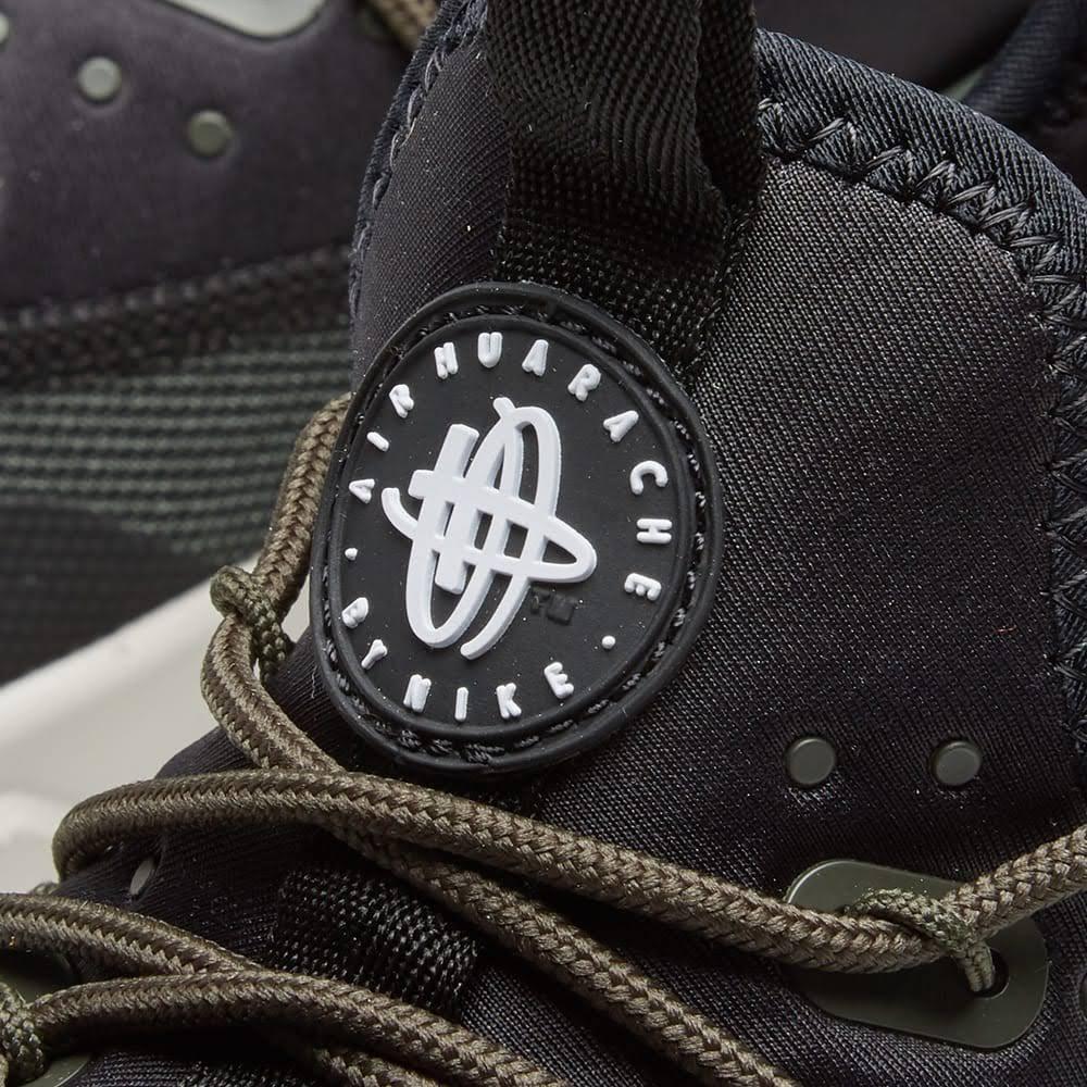 Drift black white Huarache da Nike Air uomoSequoiaLight Bone IEWDH29Y
