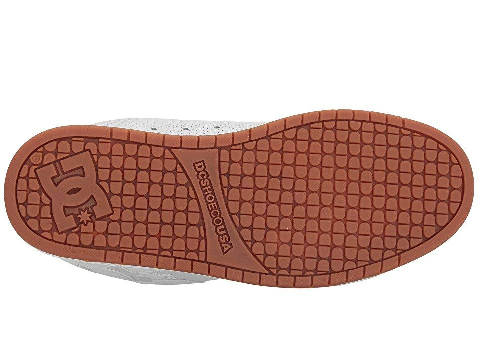 Male Shoes Graffik Court 10 Goma Blanco Dc Skate qtF7xPnt