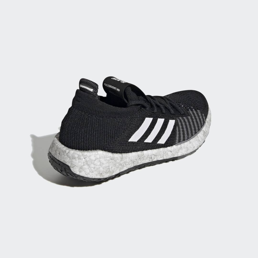 adidas Pulseboost HD Shoes Women core black/footwear white/grey  r3WORR0