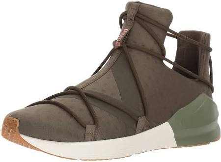 Puma White 01 Night 190136 whisper Womens Fierce Olive 6 Green Rope olive pzpr0gPq