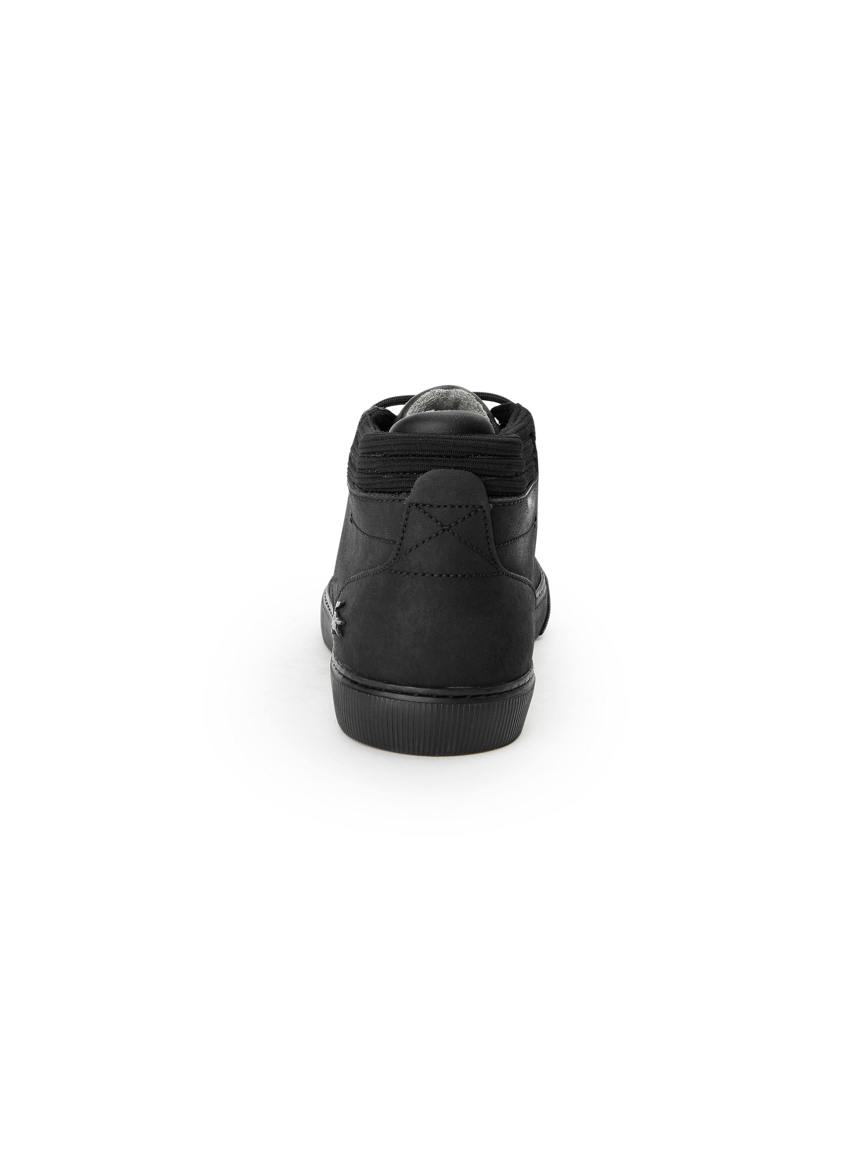 Esparre Lacoste High Sneaker Winter top Schwarz T1xpwdTrq