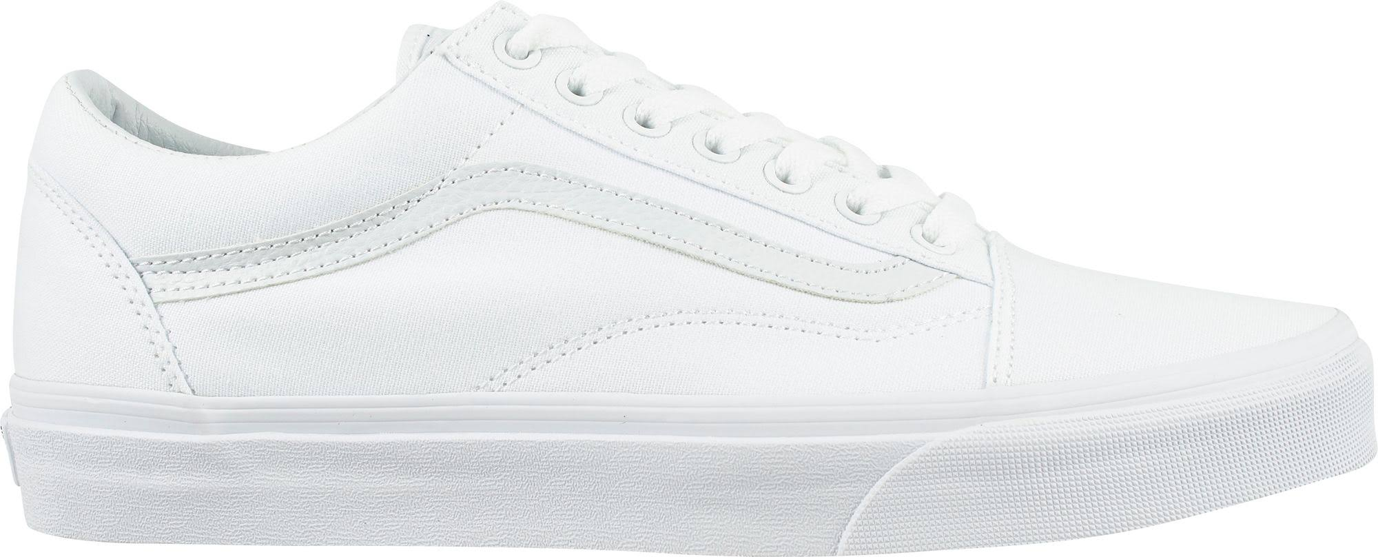 Skool White 5 Vans Old True 4 Womens 6 Mens twU565Aq