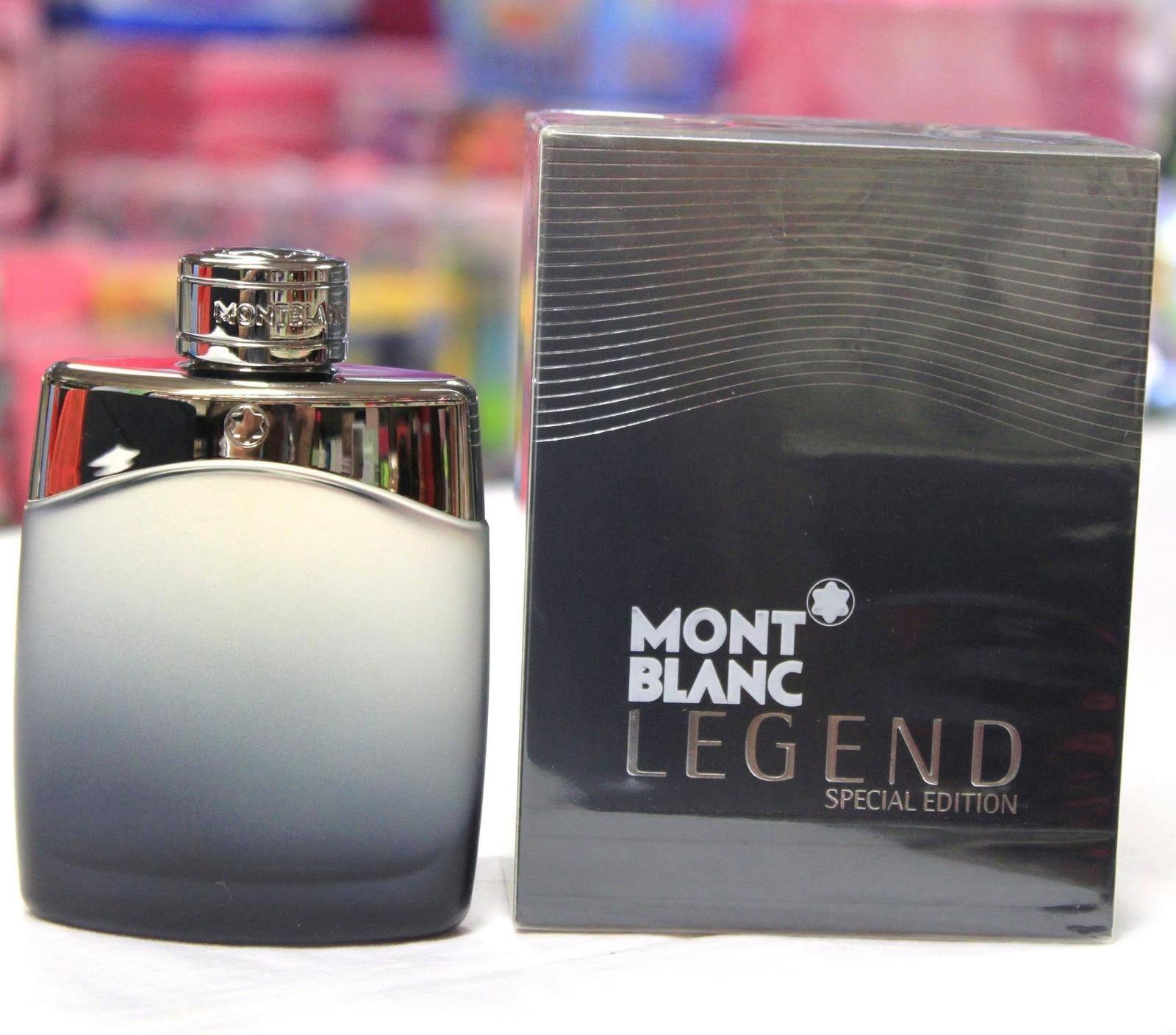 2012 Edt 3 Legend Mont Men Blanc Edición 3 Especial q0qIR7