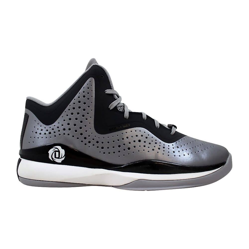 Adidas D Rose 773 III Light Onix/Core Black-Footwear White C75724 Men's Size 5.5