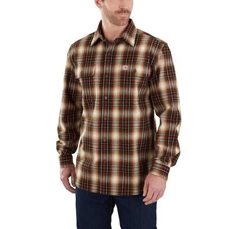 103348 Plaid Hubbard Carhartt Sequoia Shirt wpOX4x