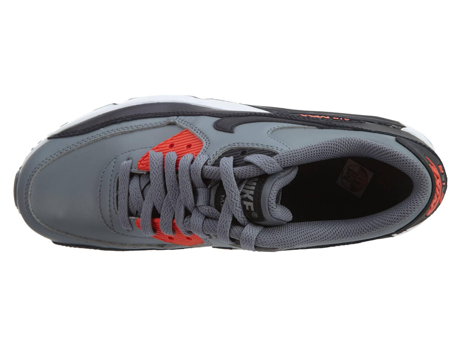 Nike Cool Orange 833412 010 Kinderschuhe gs Max 90 Schwarz Ltr Air Grau Mädchen Große rgw70qvnrC