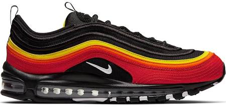 Nike Air Max 97 Black Chile Red Magma Orange  dkhfCzm