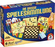 """Schmidt Spiele Familienspiel, """"Die große Spielesammlung"""""""