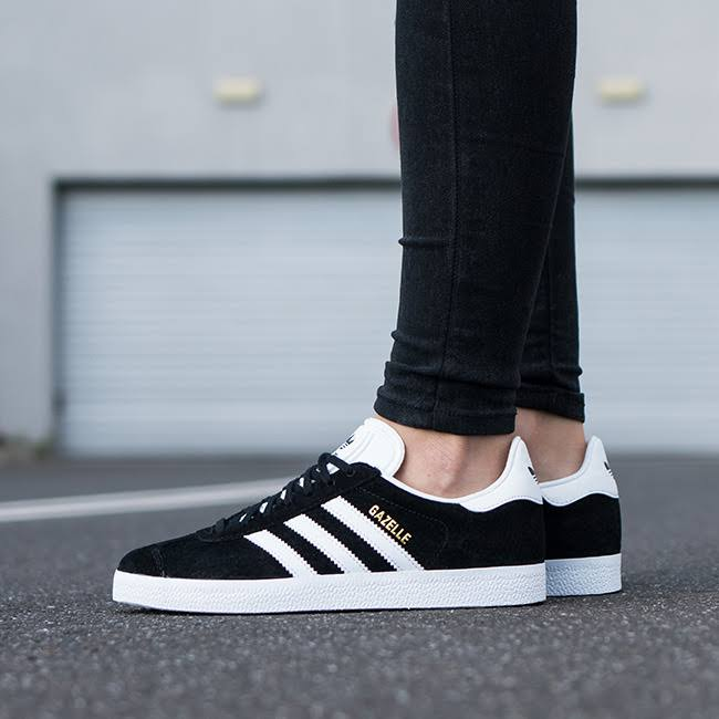 Adidas white Black Coreblack Originals Gazelle goldmet Sneakers amp;white Men Sports Shoes rxr1w