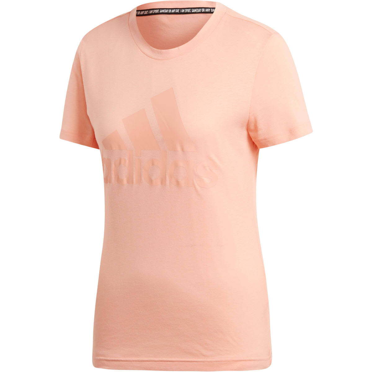 Adidas Must Haves Badge of Sport T-Shirt - Pink - Women