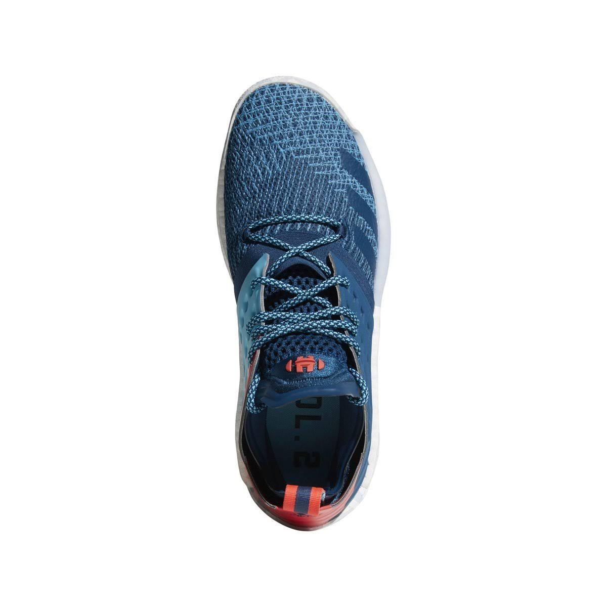 Para Baloncesto Rojo 9 Vol Adidas Hombre 2 Harden Cian 5 De Zapatillas Tamaño Azul Z5YwqUO