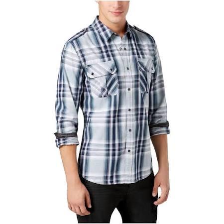 M74h77r9q00 Regular Camisa Jasper Corte Con Botones A Cuadros De wwHAxa