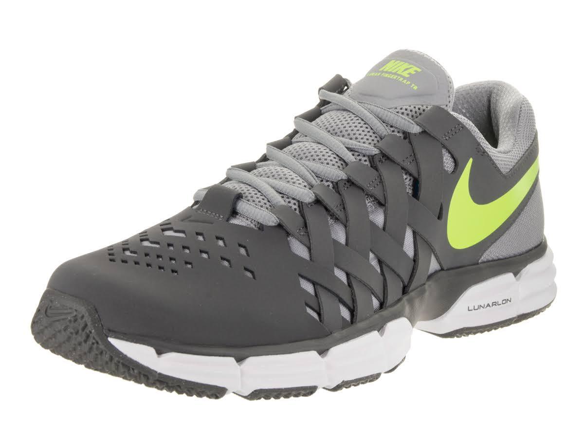 Mens 002 Fingertrap 8 898066 Tr 75 Trainer Grey Lunar Nike Shoes Volt White PgqwBnHv