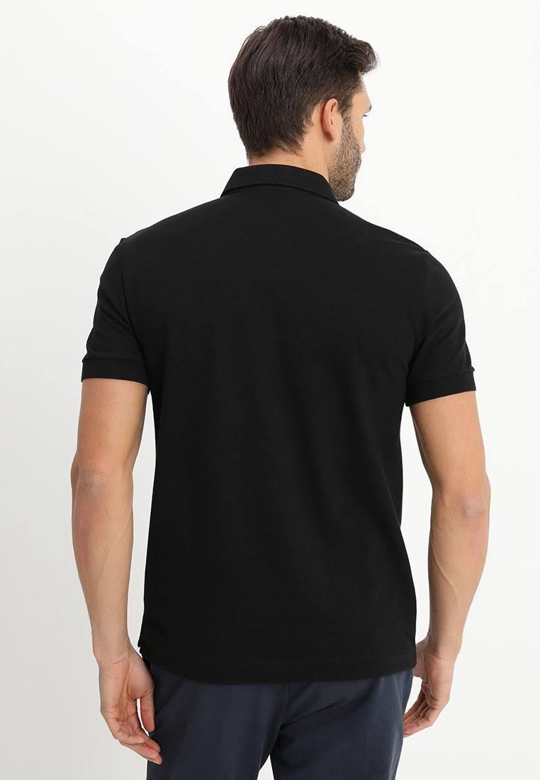 Polo Paris Größe Schwarz Lacoste Männlich Xs Noir Shirt vAq6q