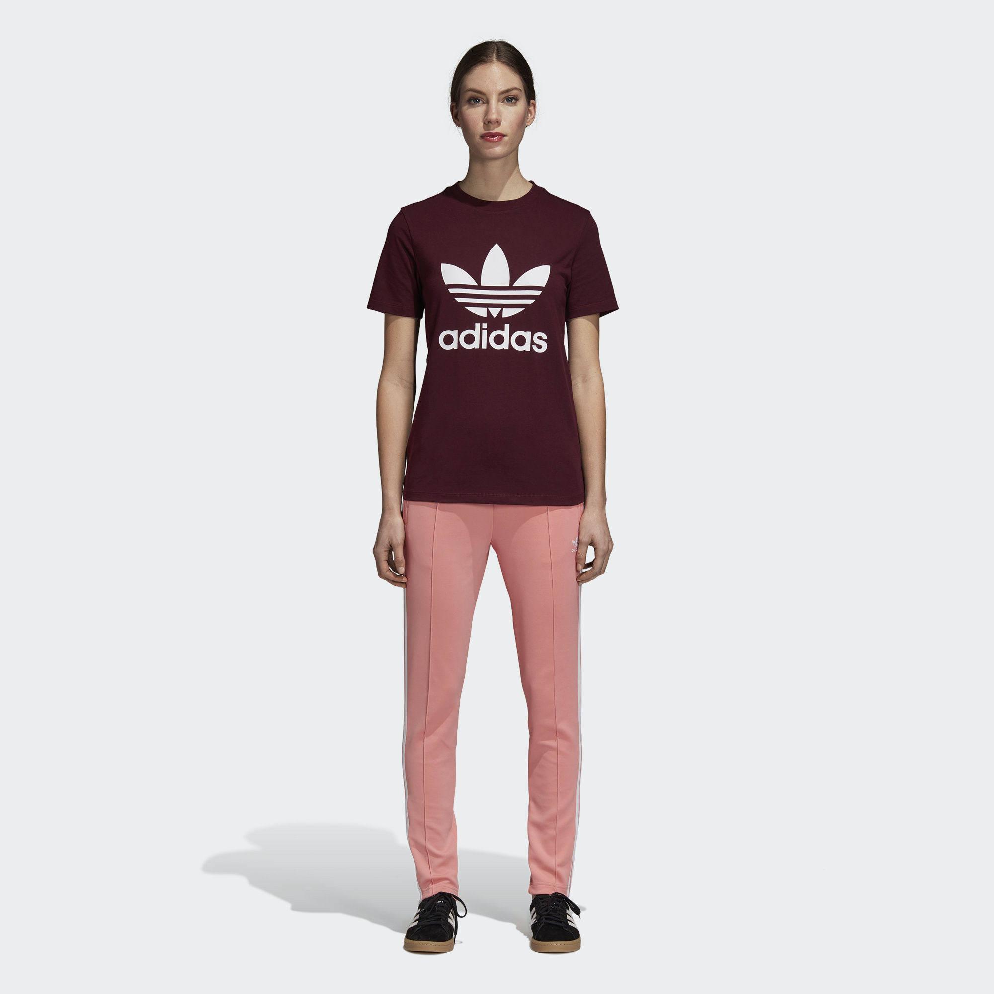 Pantaloni Adidas Adidas Track Pantaloni Rose OriginalsTactile Track Rose Track Adidas Pantaloni OriginalsTactile NPmOyv0w8n