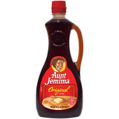 Aunt Jemima Original Syrup, 24 oz