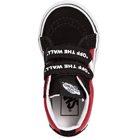 Sk8 Vans Mid True Reissue Logo White V Black Toddler Pop dgq6wgC
